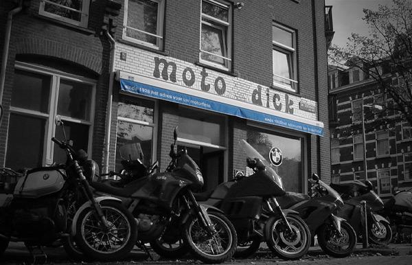 Gevel MotoDick